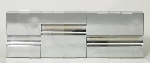 Komposition in drei Teilen, 1972