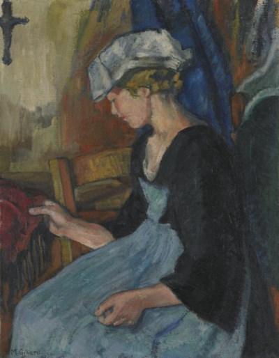 MARGUERITE GILLIARD (1888-1918
