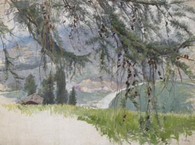 ERNEST BIÉLER (1863-1948)