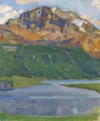 Piz Corvatsch, 1907