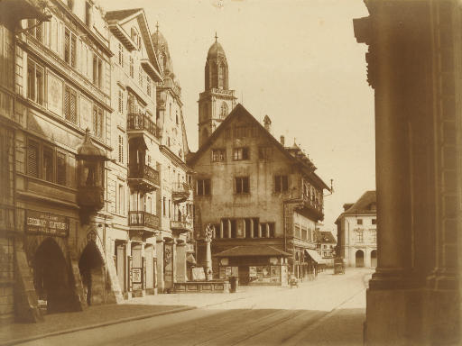Zürich Rathausquai