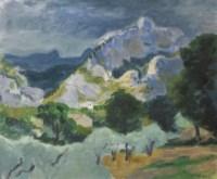 Mont-Gaussier, St-Rémy, 1936