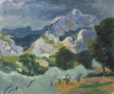 WILHELM GIMMI (1886-1965)