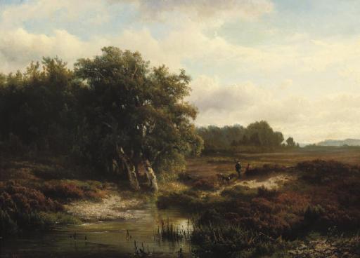 Walking on the heath