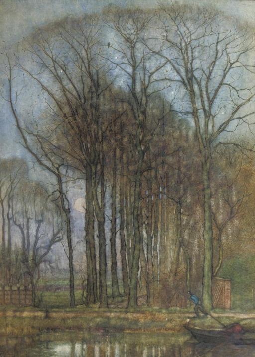 Johan Kuypers (Dutch, 1894-198
