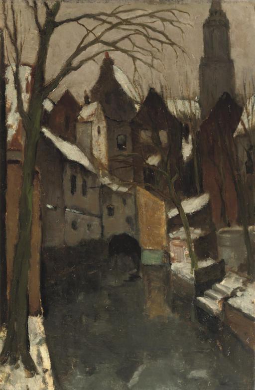 The Muurhuizen, Amersfoort