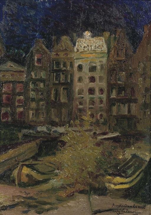 Henry Valensi (FRENCH, 1883-19