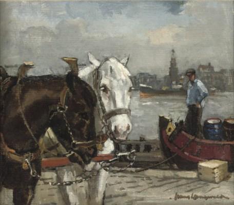 Frans Langeveld (Dutch, 1877-1