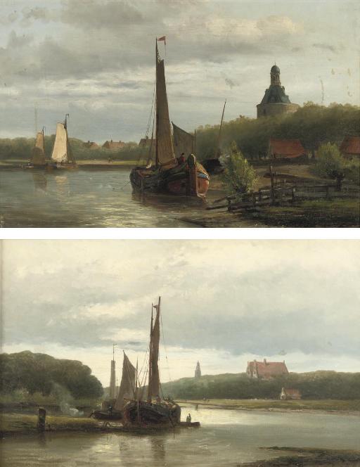Hendrik Hulk (Dutch, 1842-1937