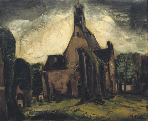 Arnout Colnot (DUTCH, 1877-196