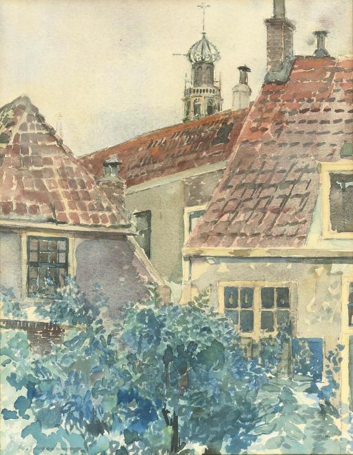 Kees Verweij (DUTCH, 1900-1995