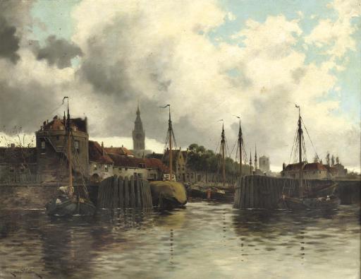 Hermanus Koekkoek jun. (Dutch,
