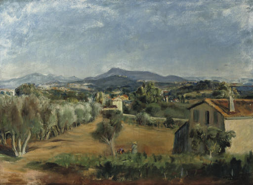 Henri Hayden (FRENCH, 1883-197