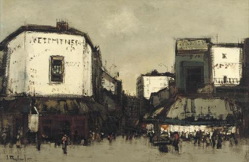 Jan Rijlaarsdam (DUTCH, 1911-2