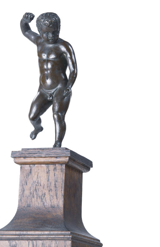 A NORTH ITALIAN BRONZE FIGURE