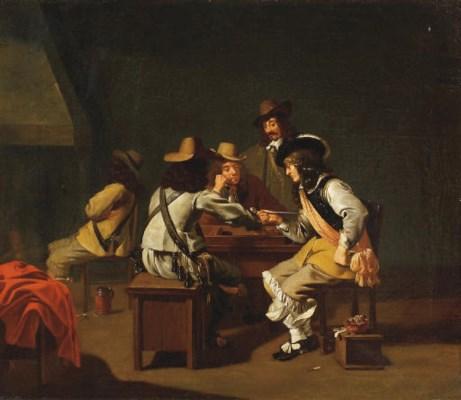 Follower of Willem Cornelisz.