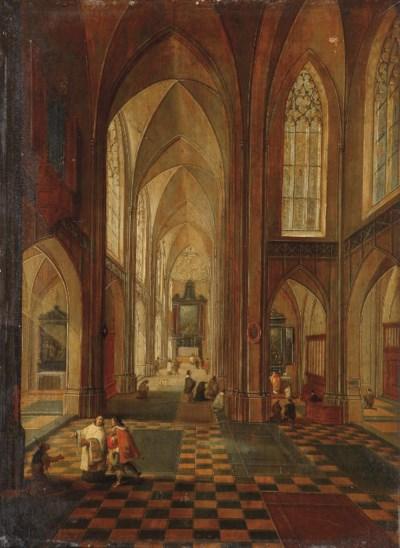 Attributed to Pieter Neefs II