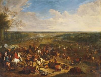 After Jan van Huchtenburg