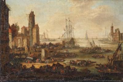 Pieter Casteels II (c.1650-aft