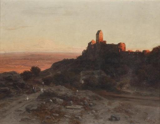 Carl Eduard Onken (German, 184