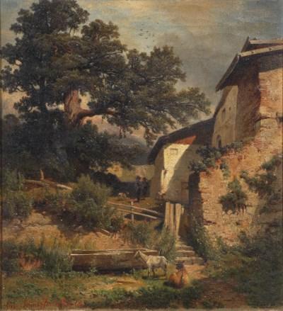 August Schaeffer (Austrian, 18