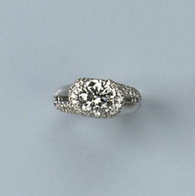 A DIAMOND RING, BY DUNYA