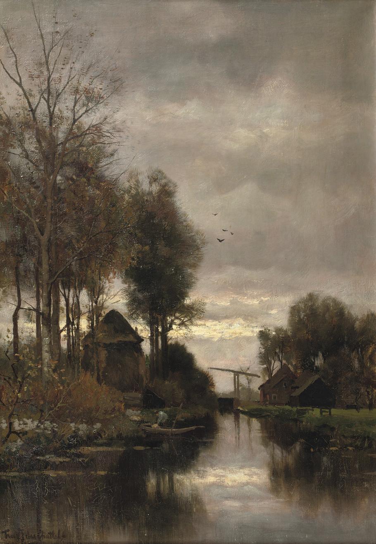 Frederik Jacobus van Rossum du