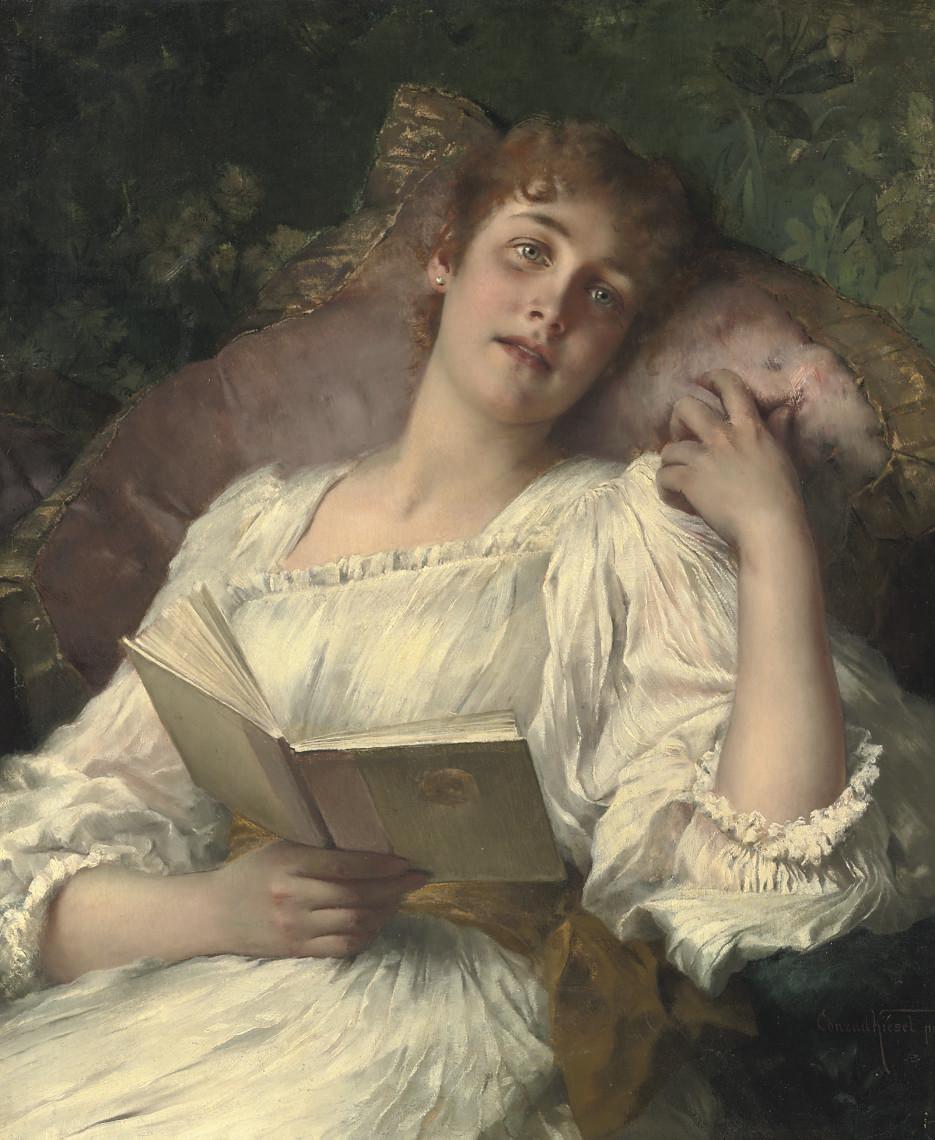 Conrad Kiesel (German, 1846-19