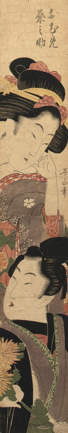 Kikugawa Eizan (1787-1867) and