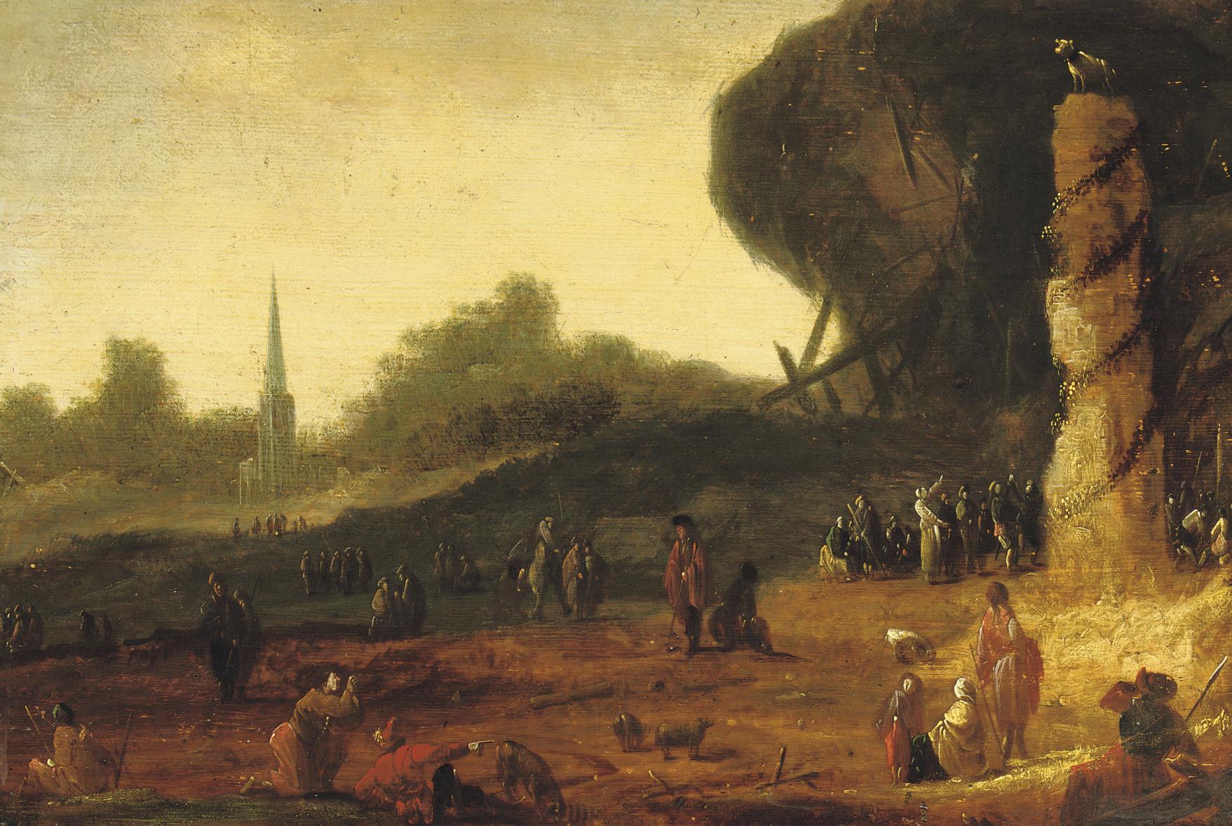 Reynier Jansz. (The Hague 1623