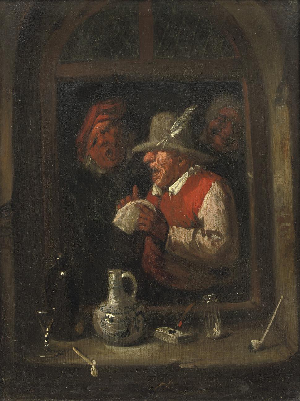 Egbert van Heemskerck I (Haarl