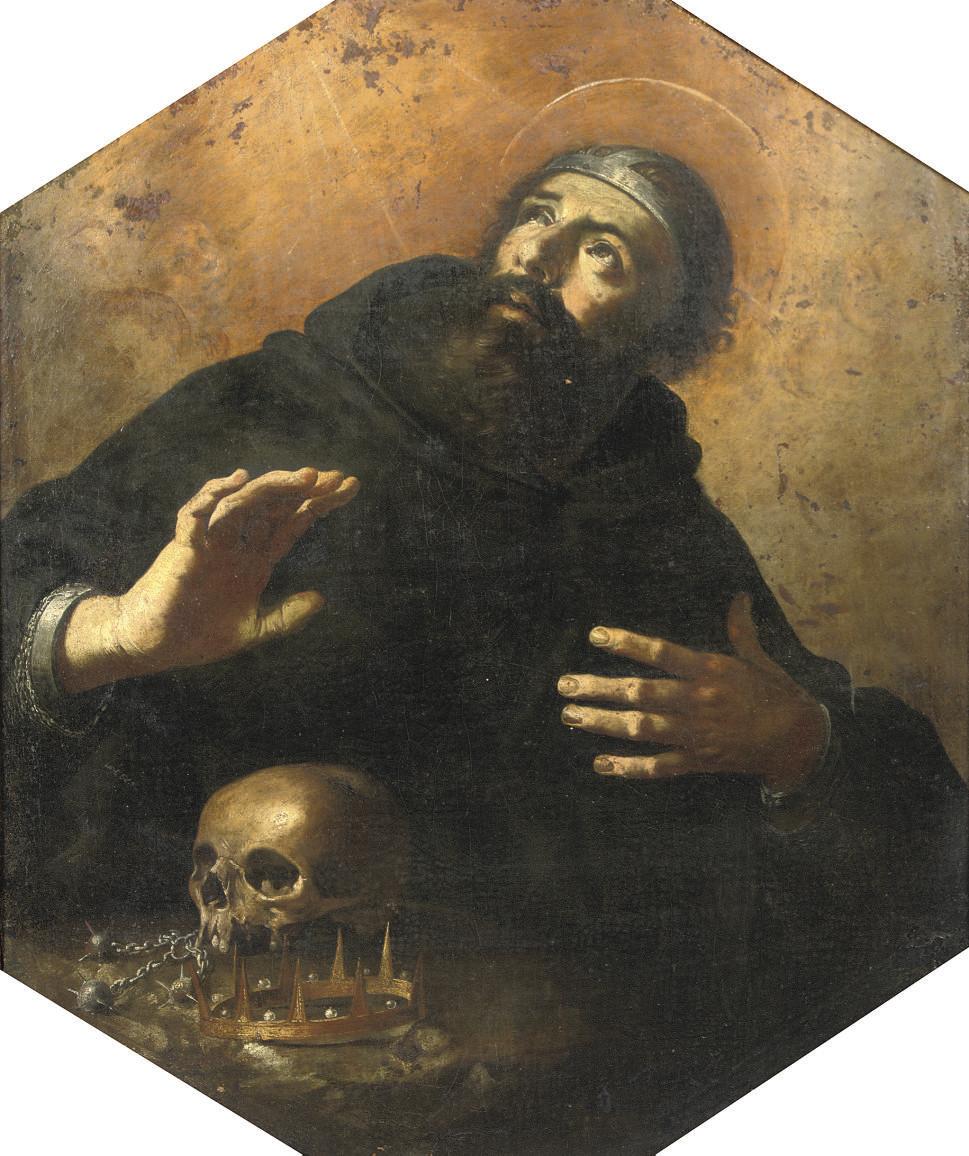 The Vision of Saint William