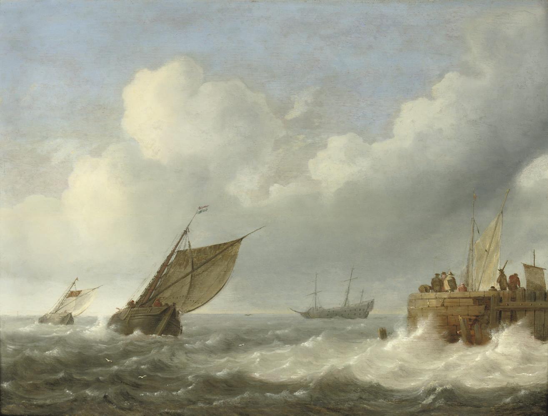 Jan Porcellis (Ghent 1583/5-16