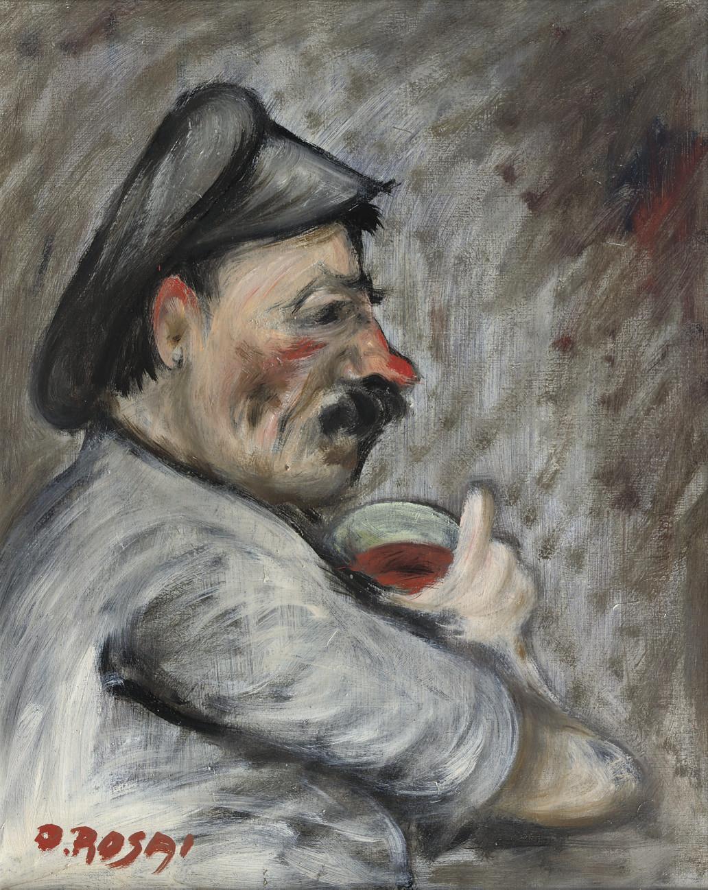 Ottone Rosai (ITALIAN, 1895-19