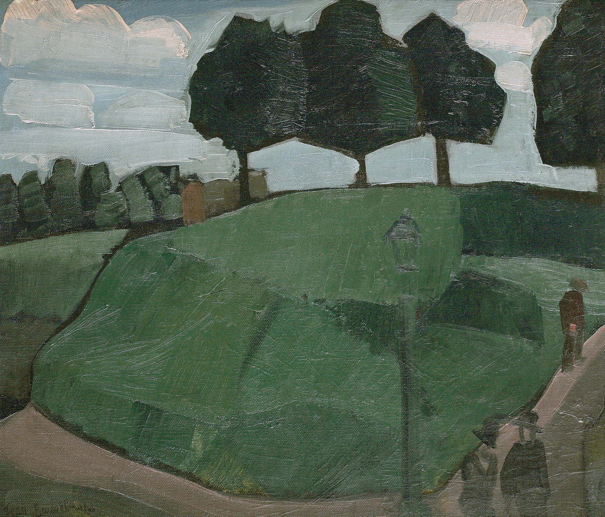 Jean Brusselmans (BELGIAN, 1884-1953)