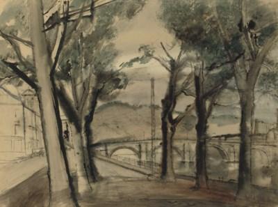 Paul Delvaux (BELGIAN, 1879-19