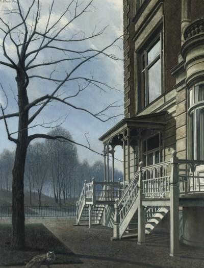 Carel Willink (DUTCH, 1900-198