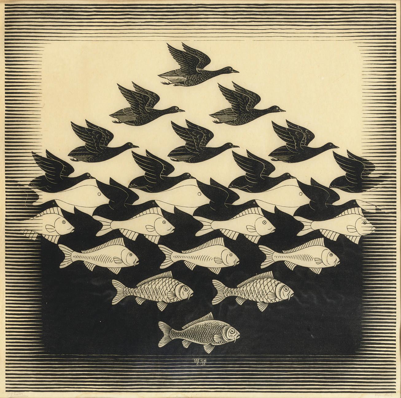 Maurits Cornelis Escher (DUTCH