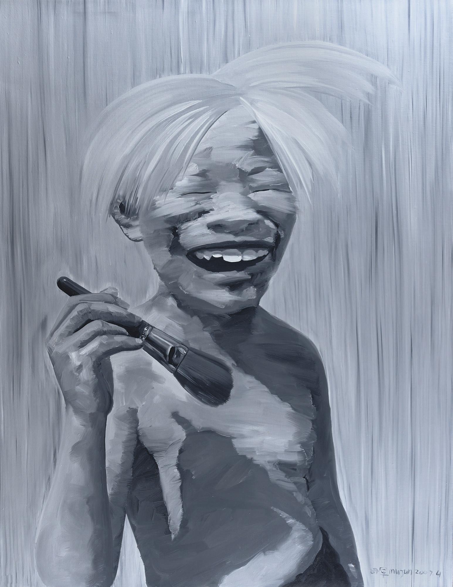 Mu Jun (CHINESE, B. 1964)
