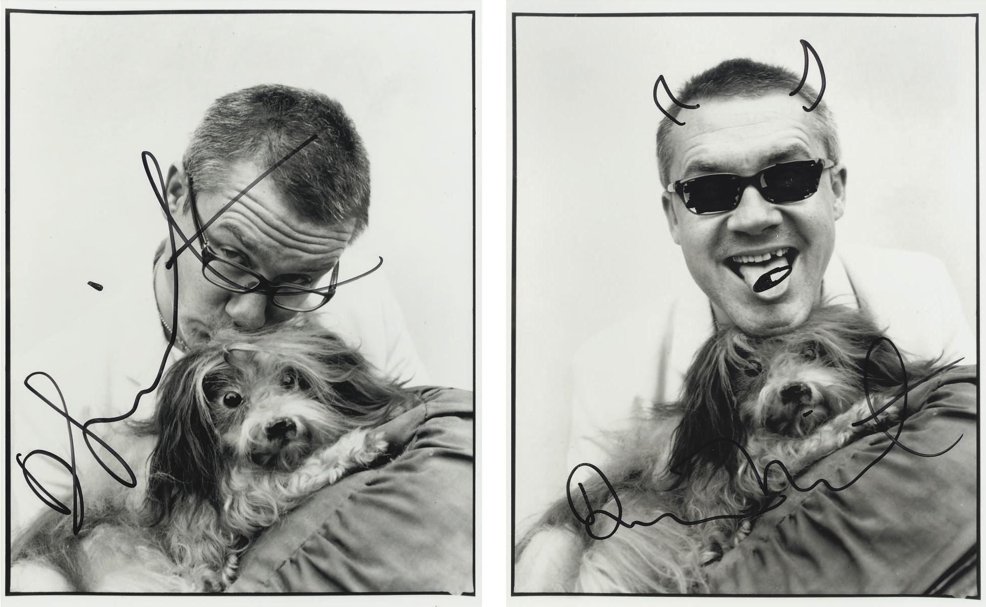 Damien Hirst (BRITISH, B. 1965