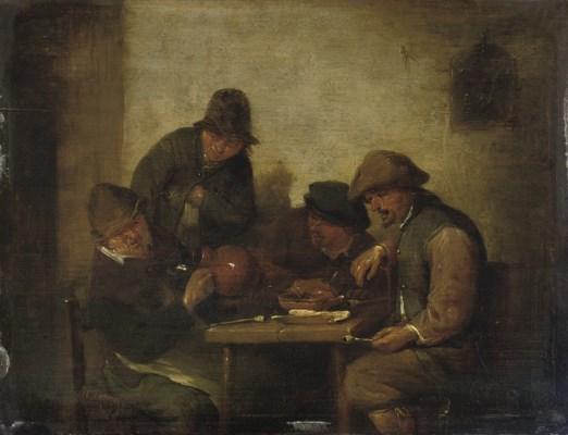 Circle of Adriaen van Ostade (