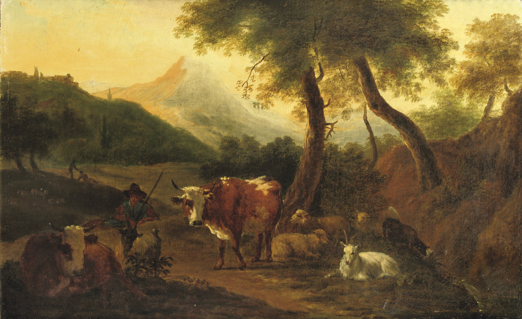 Michiel Carrée (The Hague 1657