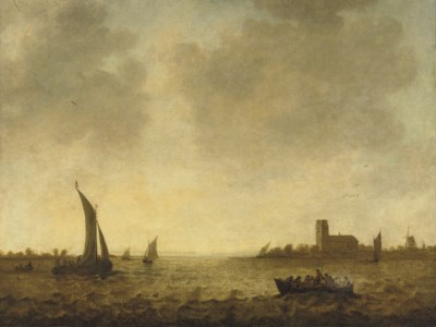 After Jan van Goyen