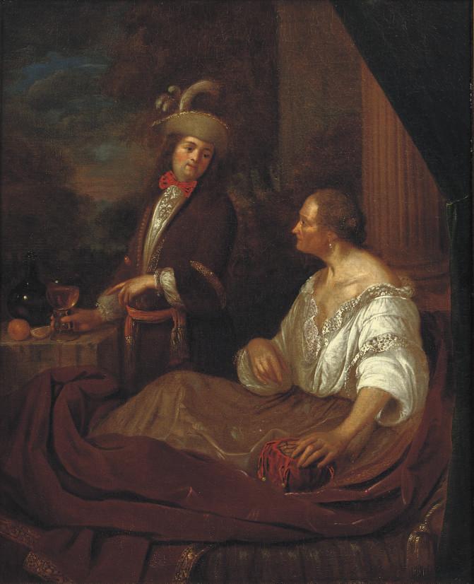 Mathijs Naiveu (Leiden 1647-17