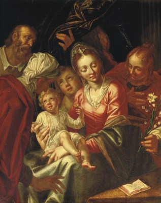 Follower of Hans von Aachen