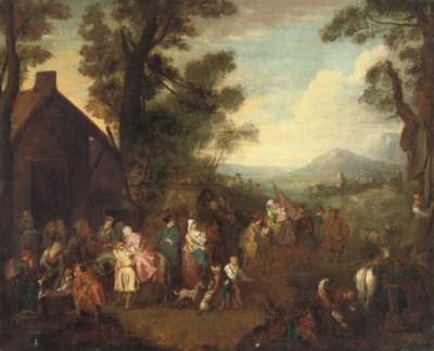 Circle of Jean-Baptiste Joseph