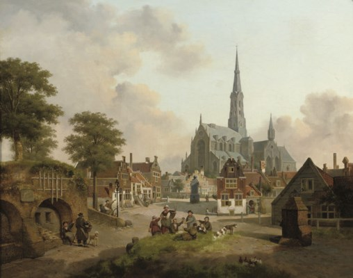 Jan Hendrik Verheyen (Dutch, 1