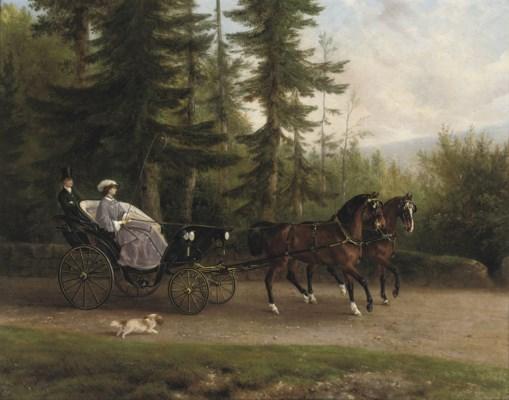 Augustus Knip (Dutch, 1819-186