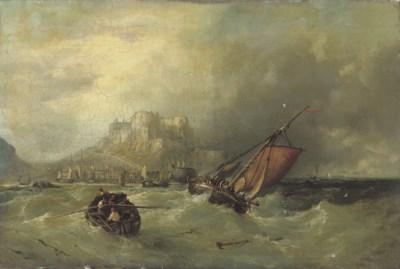 James Webb (British, 1825-1895