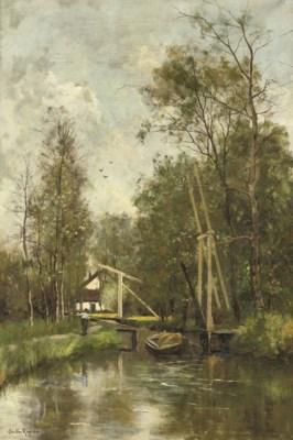 Jan van Rhijnnen (Dutch, 1859-